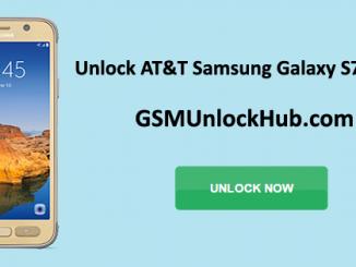 Unlock AT&T Samsung Galaxy S7 Active
