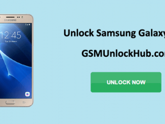 Unlock Samsung Galaxy On8