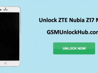 Unlock ZTE Nubia Z17 Mini